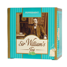 Sir William's - Peppermint Green - 50 Tea Bags