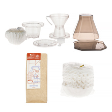 Gift Set: Dripper + Filters + Coffee
