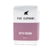Five Elephant - Ethiopia Biftu Gudina Espresso