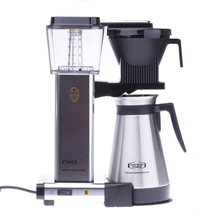 Moccamaster KBGT 741 Aluminium Polished Silver - Filter coffee machine (outlet)