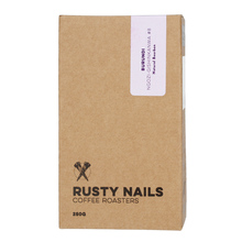 Rusty Nails - Burundi Ngozi Gashinkanwa (outlet)