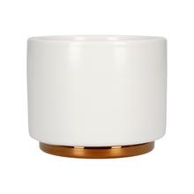 Fellow Monty Cappuccino Cup - White - 190 ml (6.5oz)