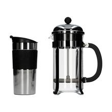 Bodum Chambord Set - French Press + Travel Mug