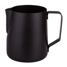 Rhinowares Stealth Milk Pitcher - Black - 600 ml