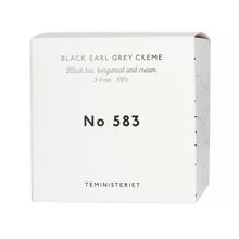 Teministeriet - 583 Black Earl Grey Creme - Loose Tea 100g - Refill