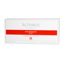 Althaus - Strawberry Flip Grand Pack - 20 Large Tea Bags