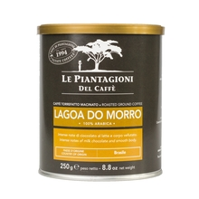 Le Piantagioni del Caffe - Brazil Lagoa do Morro 250g - ground