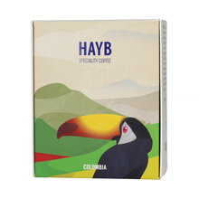 HAYB - Colombia Balsalito Cauca