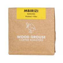 Wood Grouse - Burundi Mbirizi Filter
