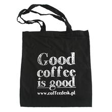 Eco bag - Good Coffee Is Good - Black