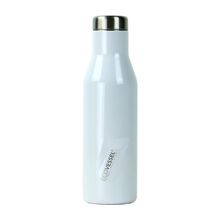 EcoVessel - Aspen Insulated Bottle - White Pearl 473 ml (outlet)