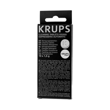 Krups XS 3000 - cleaning tablets for coffee machines