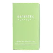 Teministeriet - Supertea Green Tea Mint Organic - 20 Tea Bags