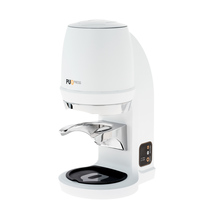 Puqpress Q1 58 mm Matt White - Automatic Tamper