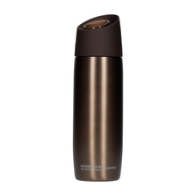 Asobu - 5th Avenue Coffee Tumbler Brown - 390ml Travel Mug