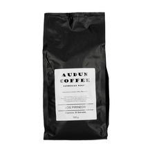 Audun Coffee - El Salvador Los Pirineos Espresso 500g