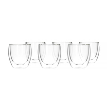 Bodum Pavina Small Double-wall Glasses - 250 ml - 6 pieces