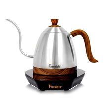 Brewista Artisan Gooseneck Variable Kettle 0.6 L - Silver