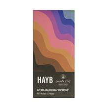 HAYB x Manufaktura Czekolady - Dark chocolate - Espresso - 50g