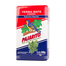 Pajarito Seleccion Especial Elaborada - yerba mate 500g