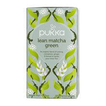 Pukka - Lean Matcha Green BIO - 20 Tea Bags