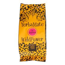 WildPower Yerba Mate de guarana - yerba mate 400g