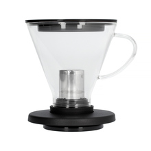 Barista & Co - BrewThru Coffee and Tea Maker - Black