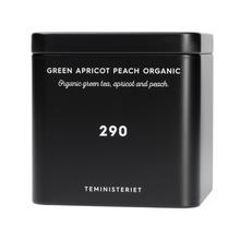 Teministeriet -  290 Green Apricot Peach Organic - Loose Tea 100g