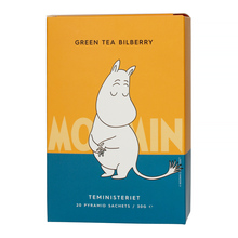 Teministeriet - Moomin Green Tea Bilberry - 20 Tea Bags