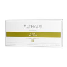Althaus - Grun Matinee Grand Pack - 20 Large Tea Bags