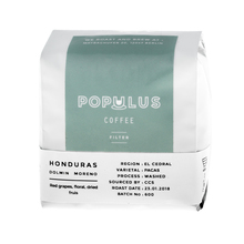 Populus Coffee - Honduras Dolmin Moreno