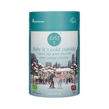 TEA OF THE MONTH: Just T - Baby It is Cold Outside - Loose Tea 125g
