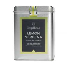 Tregothnan - Lemon Verbena - 15 Tea Bags - Caddy