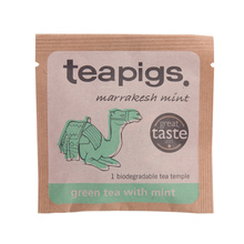teapigs Green Tea with Mint - Tea Bag
