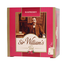 Sir William's - Raspberry - 50 Tea Bags