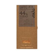 Manufaktura Czekolady - Chocolate 44% with roasted coffee beans - Caffe Latte