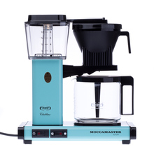 Moccamaster KBG 741 AO Turquoise - Filter coffee machine (outlet)