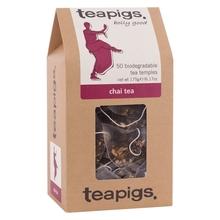 teapigs Chai Tea - 50 Tea Bags (outlet)