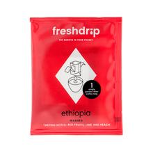 Freshdrip - No.1 Ethiopia Biftu Gudina - 1 Sachet