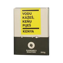 Diamonds Roastery - Kenya Mwendia Peaberry Filter