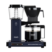 Moccamaster KBG 741 Select - Midnight Blue - Filter Coffee Maker