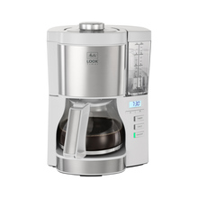 Melitta Look V Timer White - Filter Coffee Machine