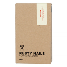 Rusty Nails - Ethiopia Uraga Bildimoo #1