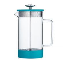 Barista & Co - 8 Cup Core Teal - Coffee Press