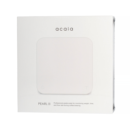 Acaia Pearl S White - Coffee Scale
