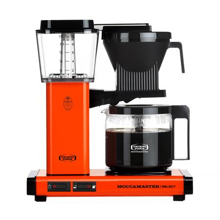 Moccamaster KBG 741 Select - Orange - Filter Coffee Maker