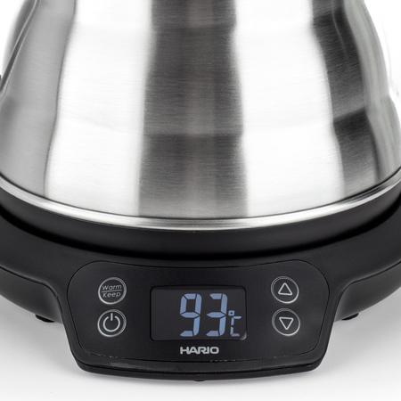 Hario V60 Power Buono Kettle with Temperature Control - 0,8l