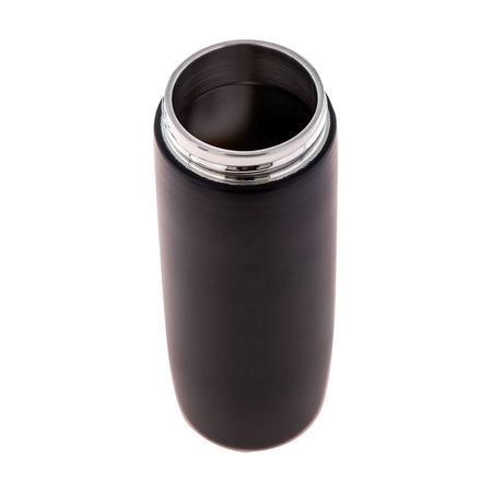 Asobu - 5th Avenue Coffee Tumbler Black - 390 ml Travel Mug