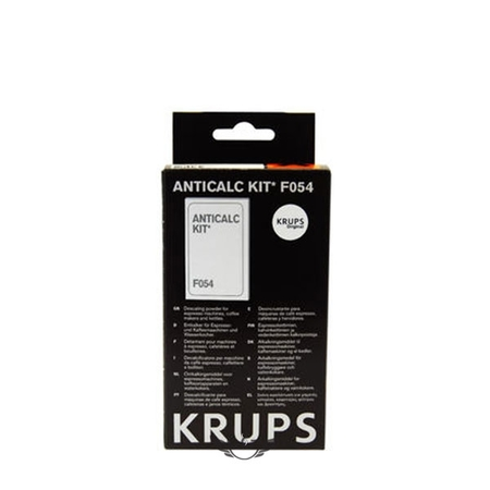 Krups Anticalc Kit F054 - coffee machine descaler set