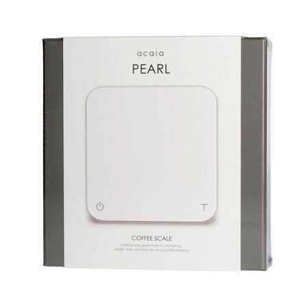 Acaia Pearl White - Coffee Scale